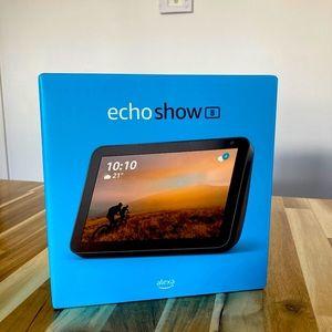 NIB - Amazon Echo Show 8 - Smart Home 🏡